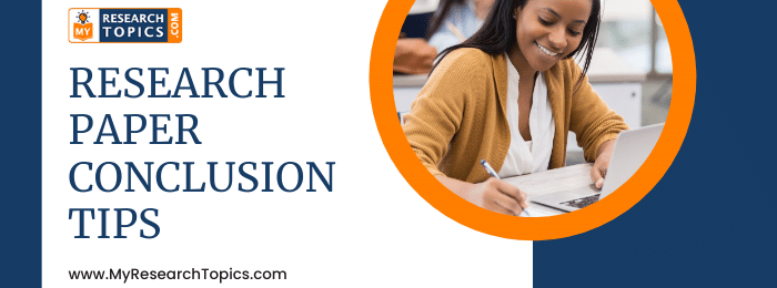 Research Paper Conclusion Tips