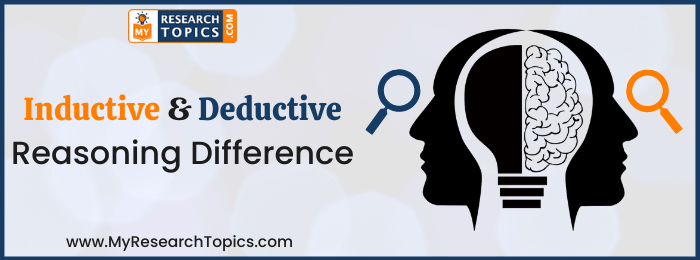 Inductive & Deductive Reasoning Difference