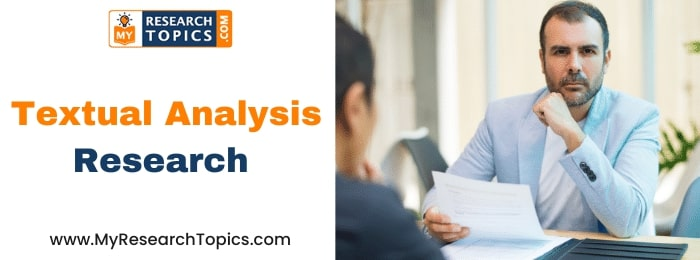 Textual Analysis in Research